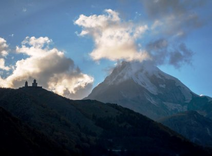 2 day – Kazbegi mountains