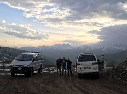2 day – Khevsureti – Shatili – Jeep tour