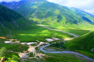 Truso gorge-Kazbegi jeep tour